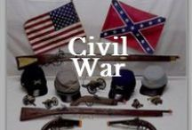 History: Civil War / My family was there. Was Yours? / by Valerie Elkins      /      Family Cherished