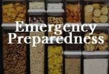 Home: Emergency Prep / You won't be afraid of the unexpected if you are prepared.