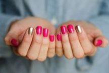 self | nail art / by Mackenzie Slayton