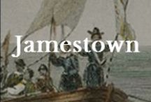 History: Jamestown / In the beginning... / by Valerie Elkins      /      Family Cherished