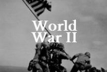 History: WWII / Everything WWII / by Valerie Elkins      /      Family Cherished