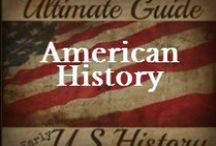History: United States / US History / by Valerie Elkins      /      Family Cherished