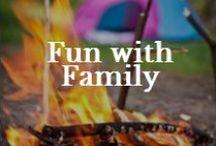 Family: Fun / Family fun ideas.
