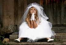 Girls in White Dresses / First Communion Dresses