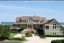Oceanfront Vacation Rentals / Outer Banks of North Carolina.  Luxury Oceanfront Outer Banks Vacation Rental Homes.  Pet Friendly Outer Banks Rentals.  Outer Banks Vacation Homes with Private Pools and Trend Setting Amenities. (800) 368-3825 l www.CarolinaDesigns.com