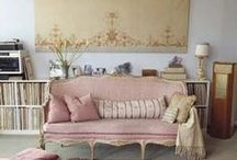 Interiors / by Caitlin