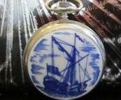 antique & modern clocks watches / vintage, antique, modern clocks, pocket watches, watch fobs delights eyes of interior designers, collectors, tasters www.designeruniquefinds.com