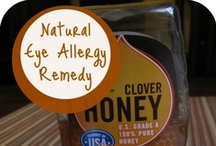 Natural Remedies / by Kelly Burtelson @ Eyes on the Source