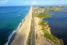 Outer Banks in the News / Award-Winning Outer Banks Beaches, Outer Banks Communities and Outer Banks Events. www.CarolinaDesigns.com - (800) 368-3825