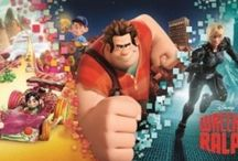Cole hearts Wreck it Ralph <3