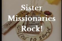 Beliefs: Sister Missionaries / LDS Sister Missionaries are AWESOME! / by Valerie Elkins      /      Family Cherished