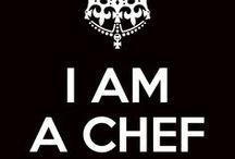 chef | miscellaneous / by Mackenzie Slayton