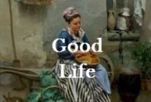 Interests: Living a Better Life