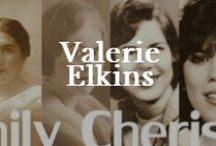 Valerie Elkins / Me and my stuff online. / by Valerie Elkins      /      Family Cherished