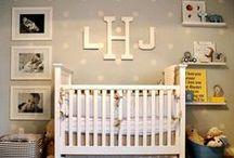 home | children's room / by Mackenzie Slayton