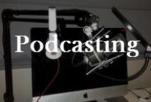 Social Media: Podcasting / Everything about podcasting / by Valerie Elkins      /      Family Cherished