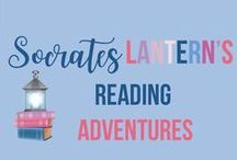 Socrates Lantern's Reading Adventures / This board includes: Sight Words,  Games and  more.