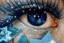 Colors ( olhos e rostos)