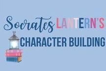 Socrates Lantern's Character Building / A collaborative board focusing on Character Education. There are ideas for behavior management, classroom organization as well as group activities with engaging lessons. ****Please only pin character building activities, any others will be deleted....