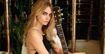 Cara Delevingne (12/08/92) / actress, performer, player
