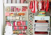Design - Craft Room / by Alyssa E.