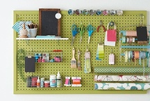 IDEAs: Peg Board / by Alyssa E.