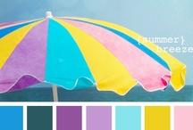 Color Boards / by Alyssa E.
