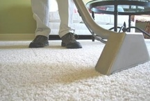 Cleaning tips ~ Floors / Tips for cleaning carpet, tile, and other flooring