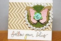 IDEAs: Cards / by Alyssa E.