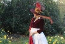C ♥ Costume 19th Century / by Marie-Josee B