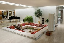 Decor ~ Living Space / Living and family room decor