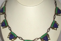 Chic and Unique Vintage / Vintage costume Jewellery and Accessories / by Moira Teale
