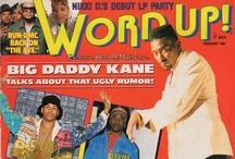 Hip-Hop Magazines / by Golden Era Hip-Hop