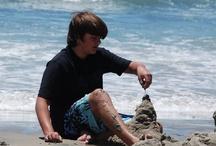 Sand Castles & Sand Castle Contests