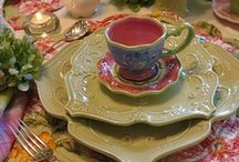 Tea Thymes / by Kathy Wiechert