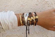 { handmade : bracelet }