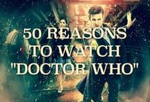 The Doctor / I give up! Finally a whole board to indulge my love of all things pertaining to Doctor Who! :)