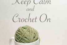 Crochet / Ganchilleando / by Rebeca Martin