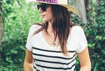 DIY Clothing Ideas / Update, refashion and recycle your closet with easy DIY clothing ideas.