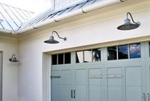 Great Garages / garage door inspirations