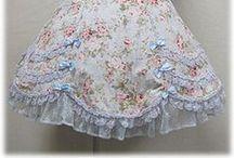 Cecilia's Lolita Wardrobe / Stole this idea from Marie! :)