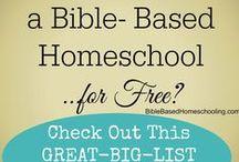 Home school / by Terra Hadden