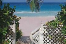Take Me to the Beach! / Beaches and Islands around the World.... while I may live in Minnesota, I'm truly an Island Girl at heart! These are places my dreams take me, but if ya really wanna go~ I can be packed in 10 minutes!! / by Angie Gaffke