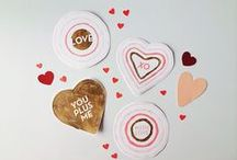 Valentine's Day / Sweet Valentine's DIY ideas for your sweethearts. <3 <3 <3  / by Hello Glow