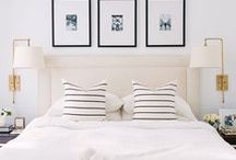 Decor Inspiration / Attainable, affordable decor ideas and inspiration for making your home beautiful as can be.