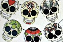 Day of the Dead a la Cart