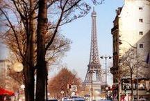 Paris is always a good idea / Beautiful places in Paris I've Been