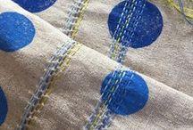 Fabric manipulation and embellishment