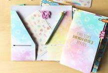 Planner Life / + /cecetales/crafting-design