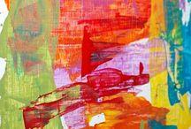 My buddies / Color, sensory, paint, blocks, adventures, gross motor / by Neligh Ust